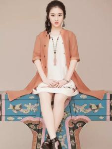 曼茜纱2016新品中国风衬衫
