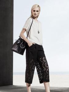 LAPORA 2016新品蕾丝裤