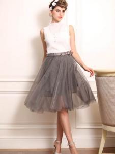 HCLY女装2016新品纱裙