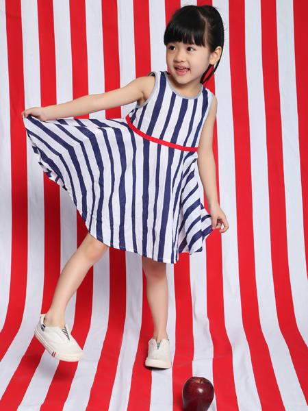 Mesamis蒙蒙摩米2016新品斜条纹裙