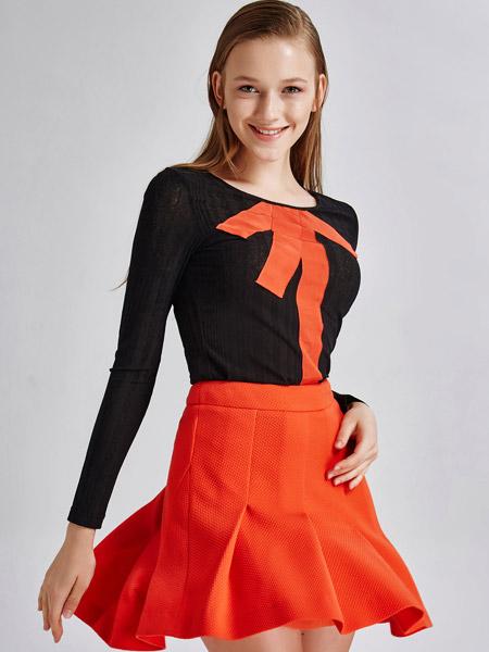 艾露伊LOEY女装秋季新款小短裙