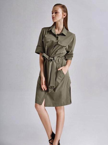 艾露伊LOEY女装秋季新款风衣