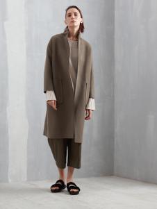 KENNY女装冬季薄款大衣新款