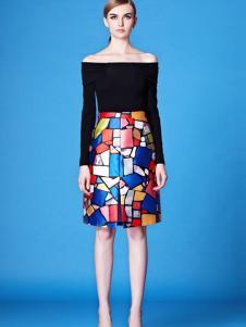 丹诗格尔半身裙