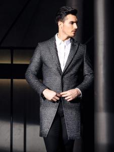 巴鲁特男装秋冬新款时尚外套