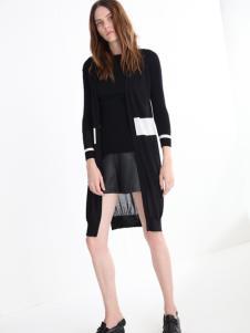 法曼斯女装2016秋冬新品针织外套