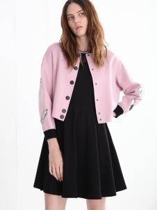 法曼斯女装2016秋冬新品短外套