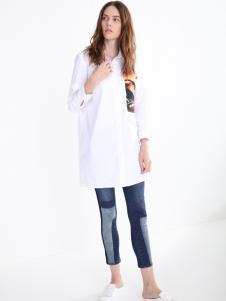 法曼斯女装2016秋冬新品衬衫