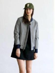 SAFY 服饰2016新款灰色外套