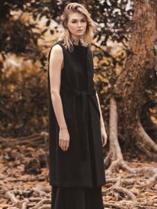 唯简尚女装休闲无袖连衣裙