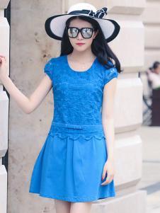格蕾诗芙连衣裙