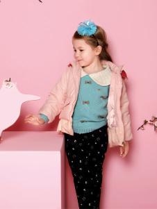 叮当猫童装女童秋冬新款外套