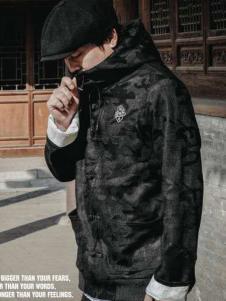 2016思锐泰格新款黑色外套