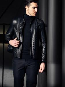 巴鲁特男装秋冬新款夹克