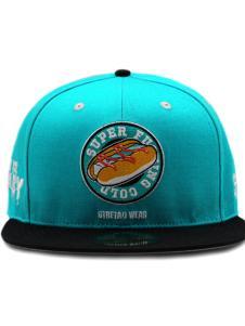 2016思锐泰格新款蓝色帽子
