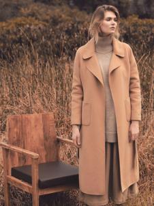 唯简尚女装秋冬长款大衣