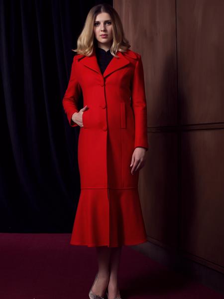 法国图案女装2016年秋季新品