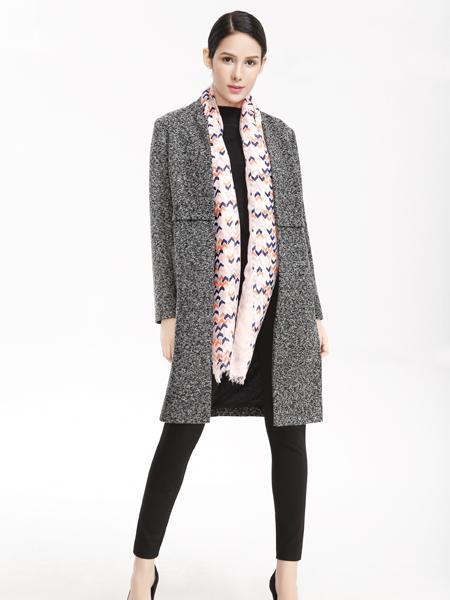 维娜女装秋季大衣