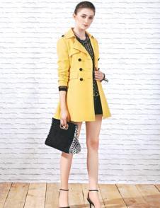 梦茜菲妮秋装外套