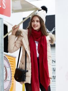 城市衣柜短款羽绒服