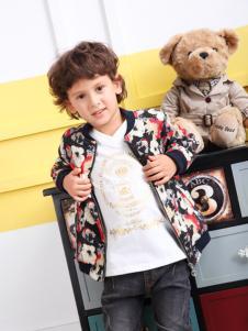 泰迪熊珍藏花色外套