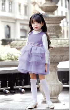 EM7时尚蓬蓬裙