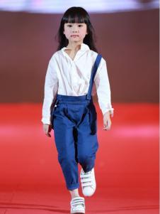 汤尼罗宾女童背带裤