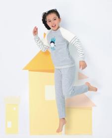 快乐城堡童装快乐城堡睡衣套装