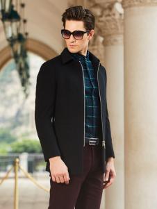卡度尼男装秋冬新款夹克