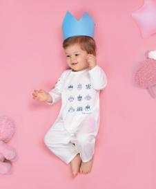 快乐城堡童装快乐城堡婴幼连体衣