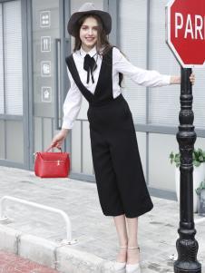 城市衣柜秋装连体裤