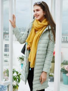 城市衣柜冬季羽绒服
