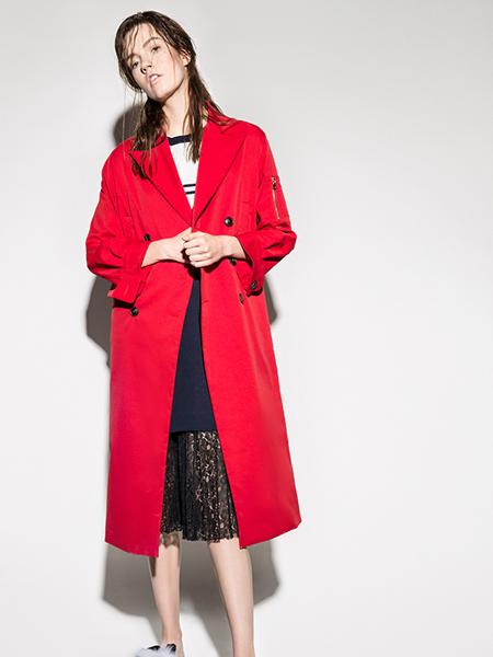 西蔻秋冬新款大衣