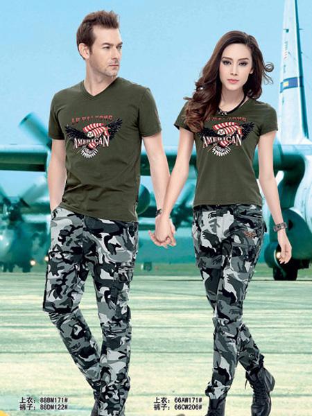 都市高端时尚的设计师品牌陆海空服装诚邀加盟