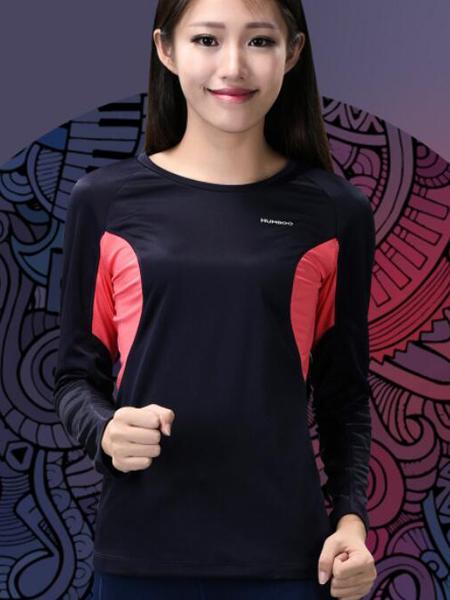 汉邦尚品灵动长袖T恤