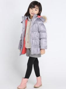 希比兒童装2016新品羽绒服