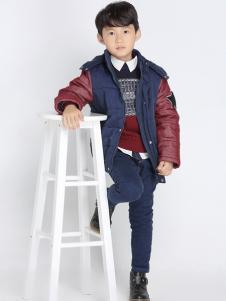 希比兒童装2016新品棉衣