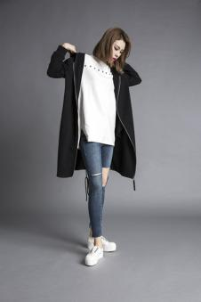 3d女装中长款外套