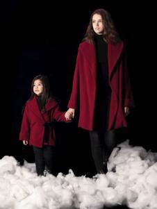 天使舞台亲子外套