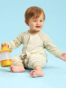 Maganls麦吉安琪婴童新品连体衣