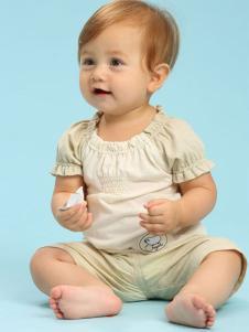 Maganls麦吉安琪婴童新品短袖