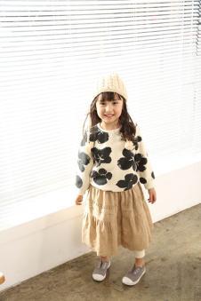 青木童秋季半裙