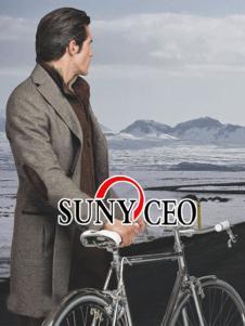 SUNY CEO男装秋冬大衣