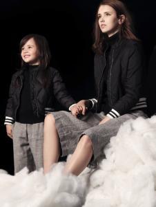 天使舞台母女亲子外套