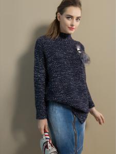 弗卡女装秋冬毛衣