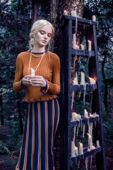 玛克茜妮秋季毛衣
