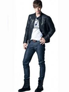 BSO蓝古威男士牛仔裤