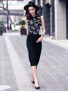 水映女装2016新品包臀裙