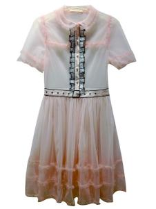 Flora Garden女装2016新款蚂蚁秀连衣裙