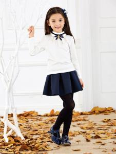 杰米杰妮2016新品女童衬衫